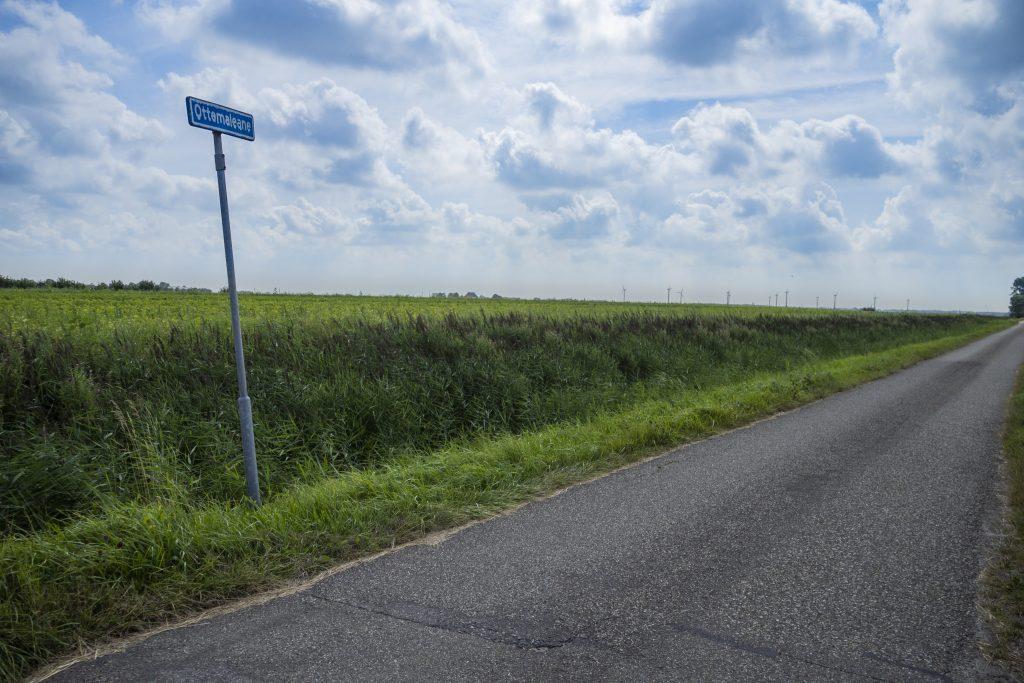 Foto van landbouwweg Ottemaleane